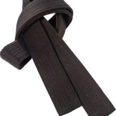 List Black Belt